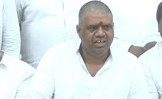 Avanthi Srinivas Slams On Chandrababu Over Capita Amaravati - Sakshi