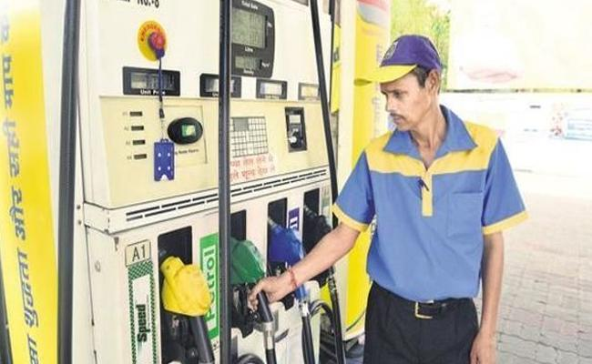 Petrol diesel rates dip in Delhi on third consecutive day  - Sakshi