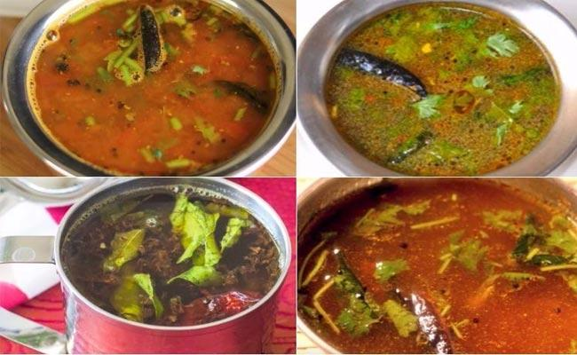 Special Dishes For Rasam Recipe - Sakshi