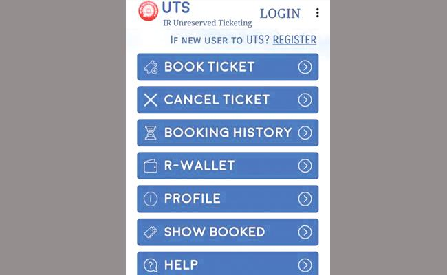 General Ticket Booking With Android Cell Phone - Sakshi
