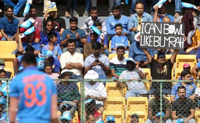 IND VS AUS 3rd ODI: ICC Trolls Fan Who Said I can bowl like Bumrah - Sakshi