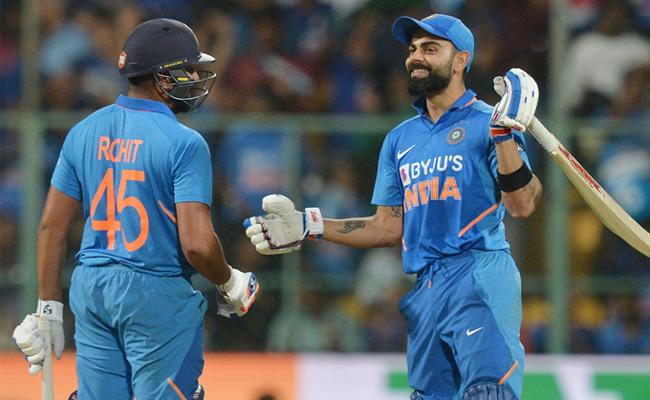 IND VS AUS 3rd ODI: Team India Won By 7 Wickets - Sakshi