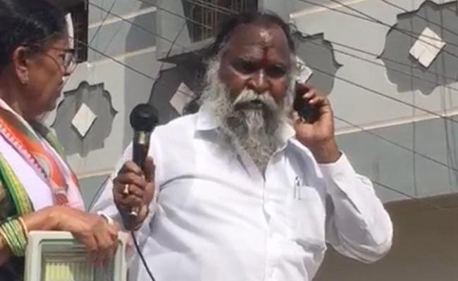 TRS Leader Chinta Prabhakar Fires On Jagga Reddy - Sakshi