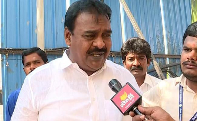 AgainMLA Rapaka Varaprasad Supports Three Capitals - Sakshi
