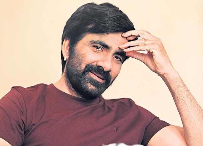 Ravi Teja Sakshi Interview About Disco Raja Movie