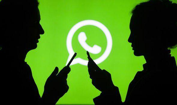 WhatsApp Down Users Unable To Share Photos Videos - Sakshi