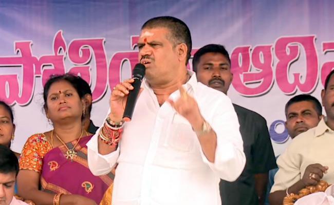 Avanthi Srinivas Takes On Chandrababu Naidu - Sakshi