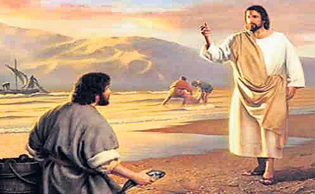 Devotional Stories of Jesus Christ - Sakshi