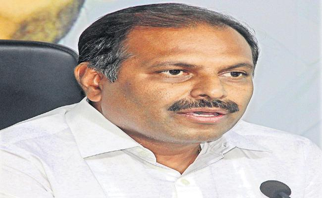 Gadikota Srikanth Reddy Comments On Chandrababu Naidu - Sakshi