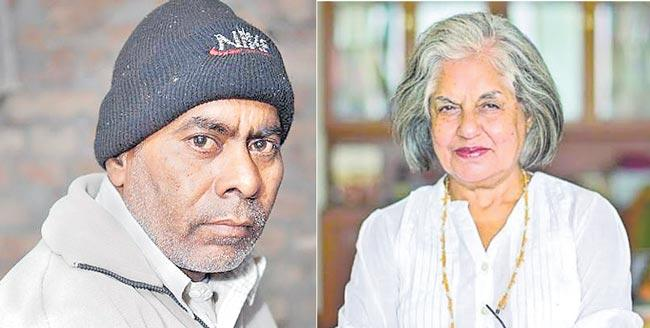 Nirbhaya father lashes out at Indira Jaising for asking her to forgive convicts - Sakshi