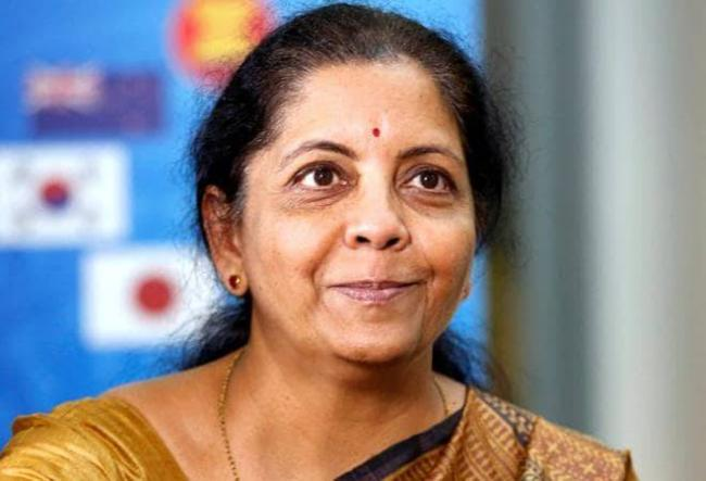 Nirmala Sitharaman Says States Are Allowed To Pass Resolutions Against The CAA - Sakshi