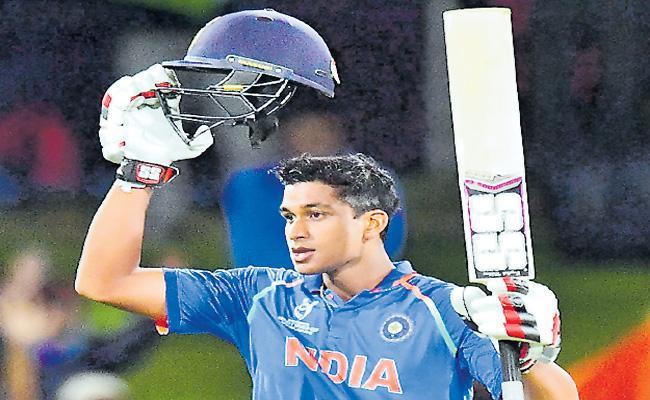One Year Ban For Under 19 World Cup Hero Manjot Kalra - Sakshi
