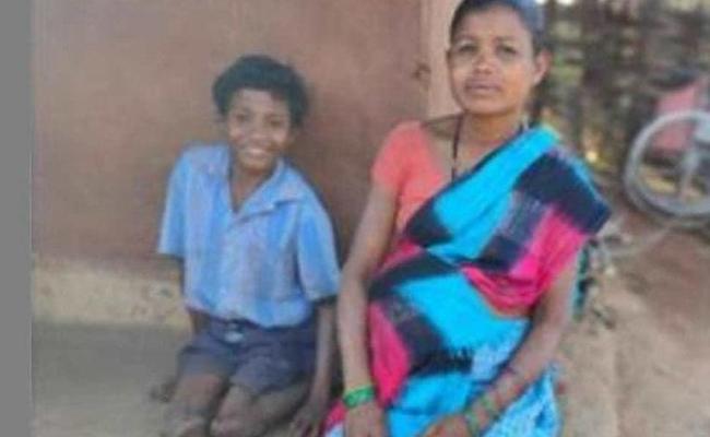 I Want To Thank Sachin, 13 Years Disabled Kid - Sakshi