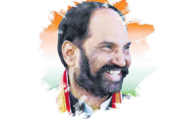 TPCC Uttam Kumar Reddy Wants Resign Chief Post After Municipal Elections - Sakshi