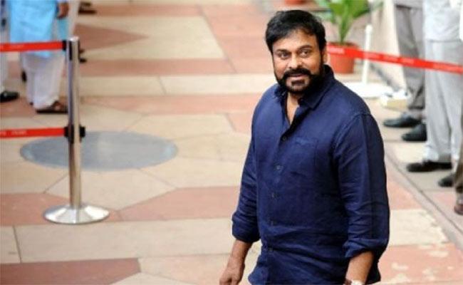 Chiranjeevis Koratala Siva Movie Update Mani Sharma Fix - Sakshi