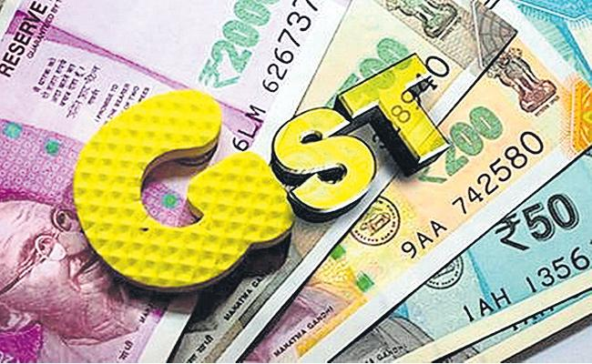 GST Collections Cross over One Lakh Crore Again - Sakshi