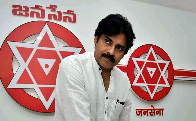 Pawan Kalyan Letter To Party MLA Rapaka Varaprasad Over Capital Issue - Sakshi