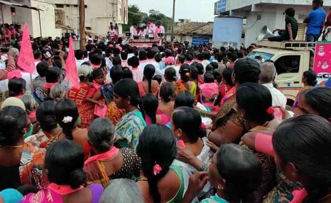 Telangana Municipal Election Campaign Closed Today - Sakshi