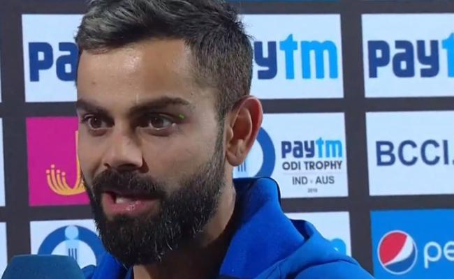 Kohli Confirms KL Rahul As Wicket Keeper For New Zealand Tour - Sakshi