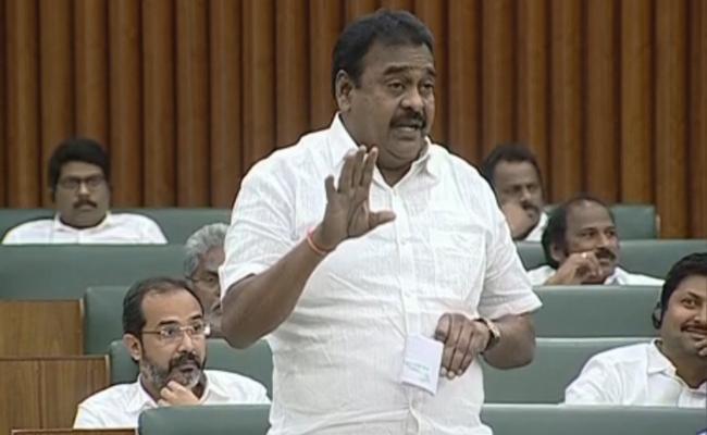 Jana Sena MLA Rapaka Varaprasad Full Support to Three Capitals - Sakshi