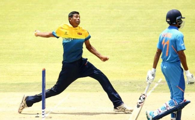 Pathirana Sets World Record With 175kph Delivery Vs India - Sakshi