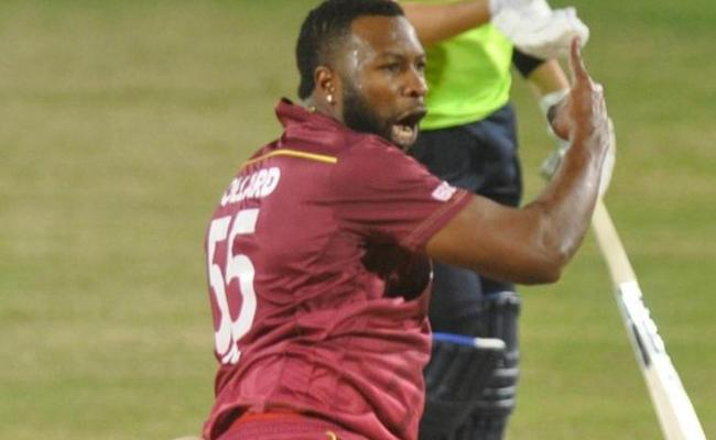West Indies Outclass Ireland To Tie T20I Series - Sakshi