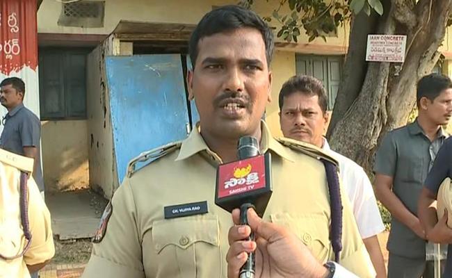 SP Vijayarao Said No Permission For Chalo Assembly - Sakshi