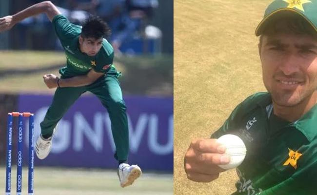 Wasims Guides Pakistan To Big Victory Against Scotland - Sakshi