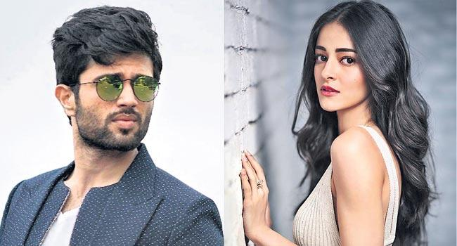 Ananya Pandey to Play Lead for Vijay Devarakonda Next - Sakshi