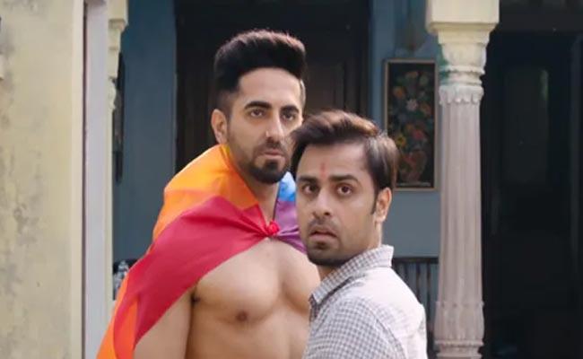 Ayushmann Khurrana Shubh Mangal Zyada Saavdhan Movie Trailer Out - Sakshi