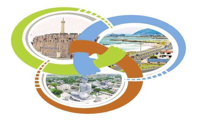 Andhra Development With New Capital - Sakshi