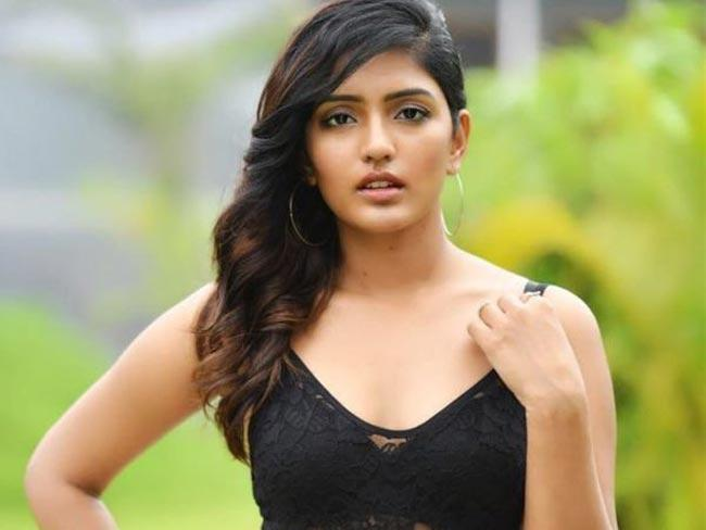 Eesha Rebba Bollywood Entry - Sakshi