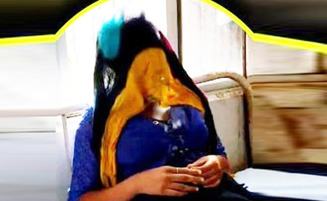 Husband And Friends Molestation on Wife in Odisha - Sakshi