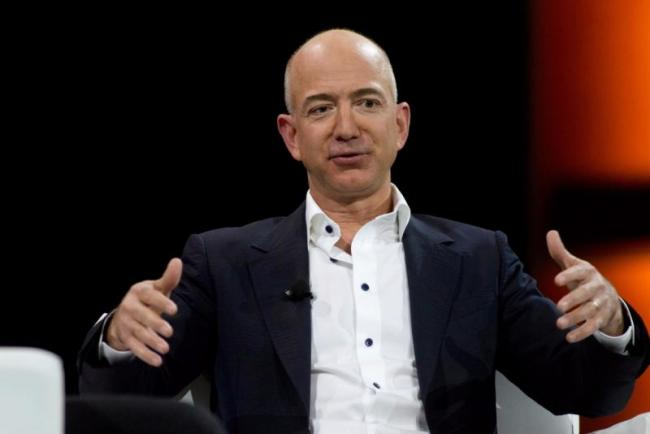 Jeff Bezos Rolls Out Another Amazon Gift For India - Sakshi