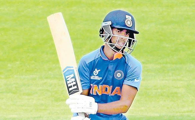 India Under 19 Won By 90 Runs Against Sri Lanka - Sakshi