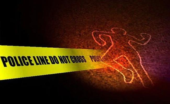 Couple And Son Murdered in karnataka - Sakshi