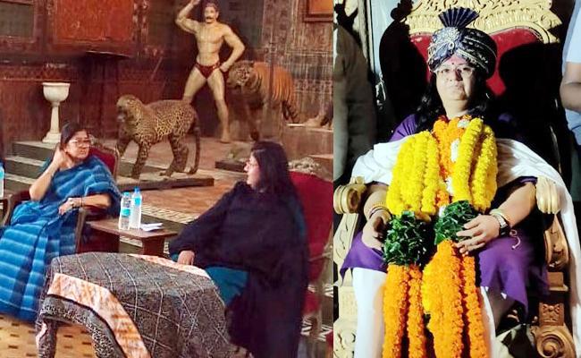 This Month Announce Paralakhemundi Queen as Kalyanidevi Gajapathi - Sakshi