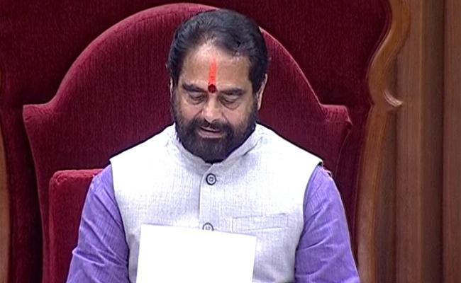 Andhra Pradesh Assembly Passed Resolution For Development Of 3 Region - Sakshi