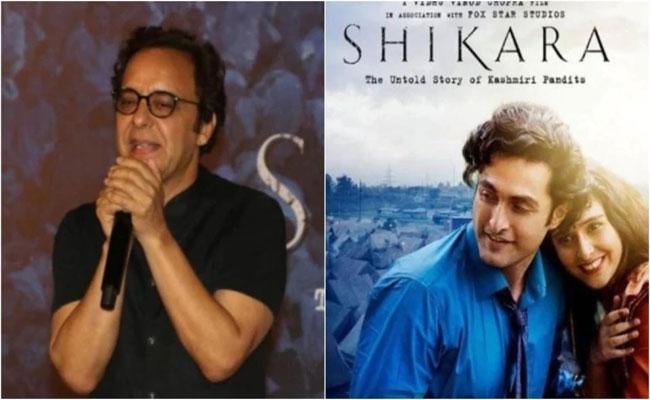 Vidhu Vinod Chopra: Dedicated The Film To My Mother Shanti Devi - Sakshi