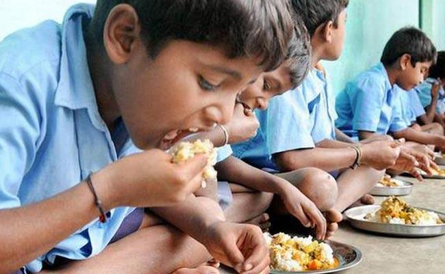 New Menu For Mid Day Meal From Today - Sakshi