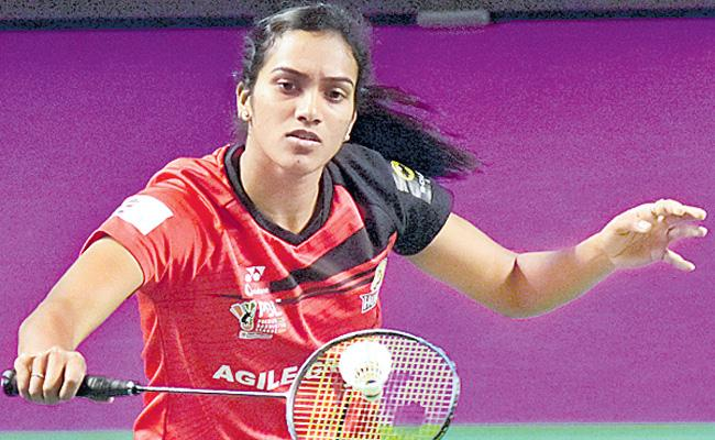PBL Season 5: PV Sindhu Lost Match Against Chennai Super Star Team - Sakshi