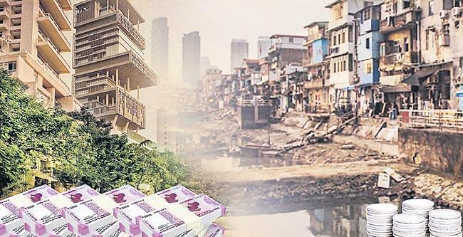 Wealth of 63 Indian billionaires more than 2019 Union Budget - Sakshi