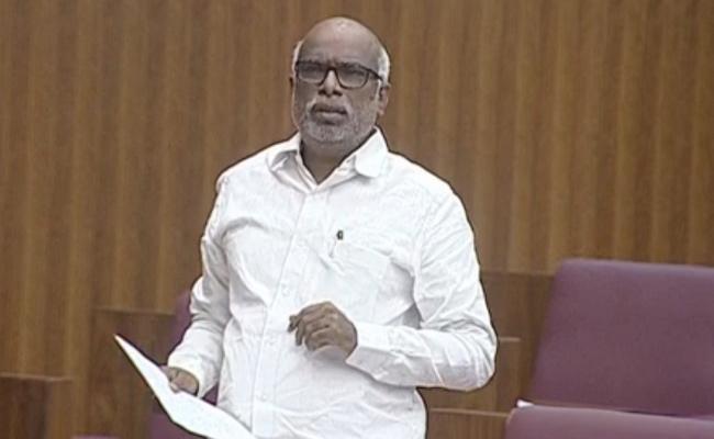 Dokka Manikya Varaprasad Resigns AS MLC Shock To TDP - Sakshi