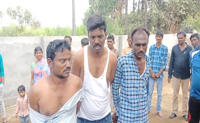 Robbery Gang Arrest in Khammam - Sakshi