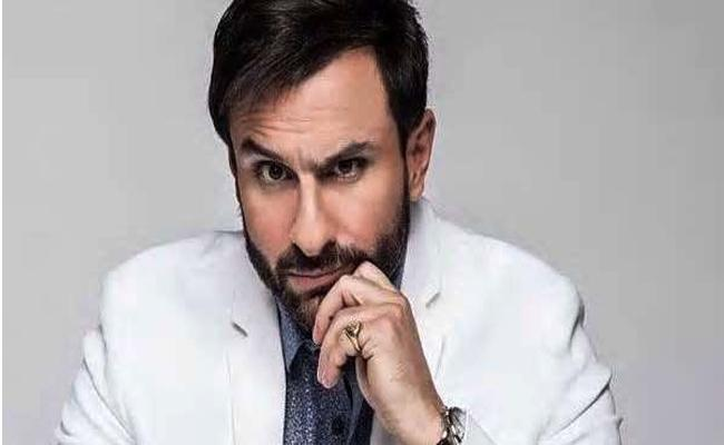 Netizens Targets Saif Ali Khan For His Comment On Indian History - Sakshi