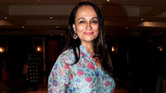 Soni Razdan Calls Afzal Guru Scapegoat - Sakshi