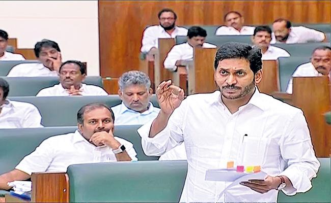 CM YS Jagan Mohan Reddy Comments On TDP And Chandrababu - Sakshi