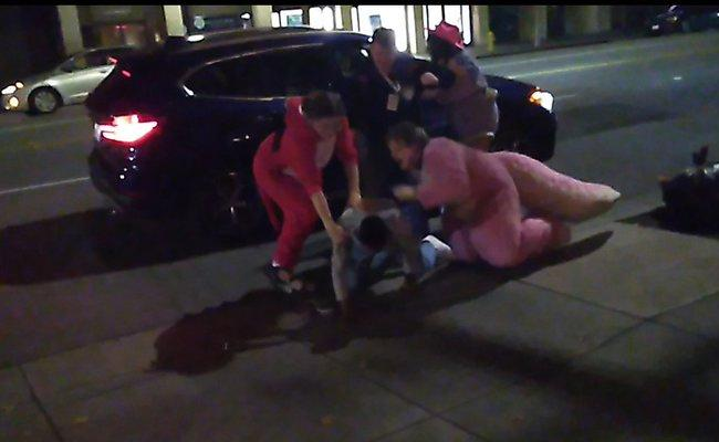 A Group Of Furries Stopped A Domestic Violence Assault In California - Sakshi