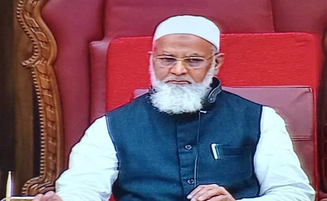 AP Legislative Council Chairman Clarity On Motion Move Over Decentralization Bill - Sakshi