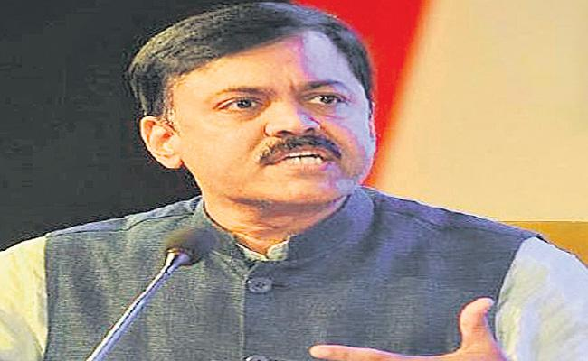 GVL Narasimha Rao Speaks About Capital Of Andhra Pradesh - Sakshi